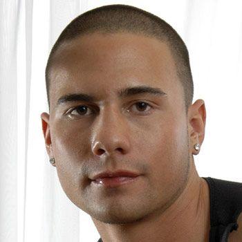 Cortes de pelo para hombres de rostro redondo 1