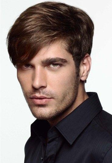 Cortes de cabello para hombres gordos 1