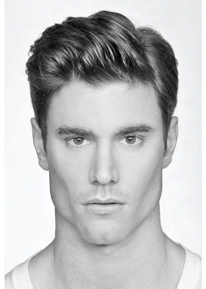 12 Atractivos cortes de cabello para hombres 1
