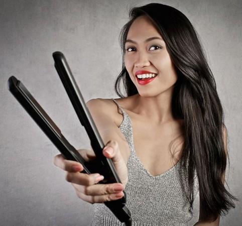 ¿Cómo proteger el cabello del calor de la plancha alisadora?