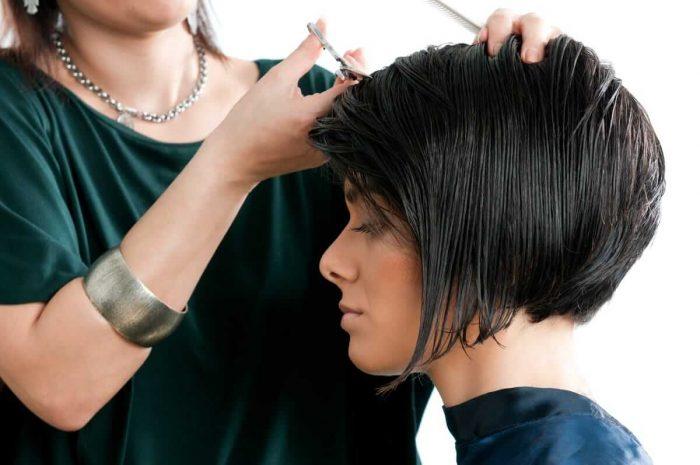 Tips para un corte de pelo degradado femenino