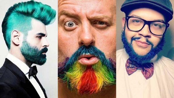 Tintes para el cabello de los hombres