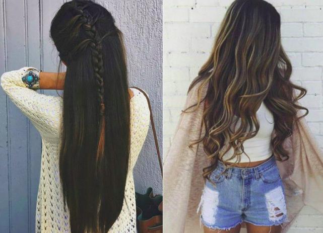 5 razones por las que no puede crecer el pelo largo