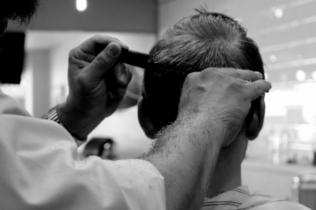 peluquero madrid